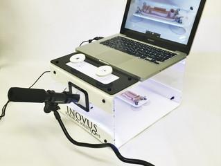 Designers overview of the Pyxus HD move Laparoscopic simulator