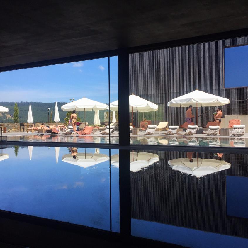 Monverde Hotel Piscina Interior