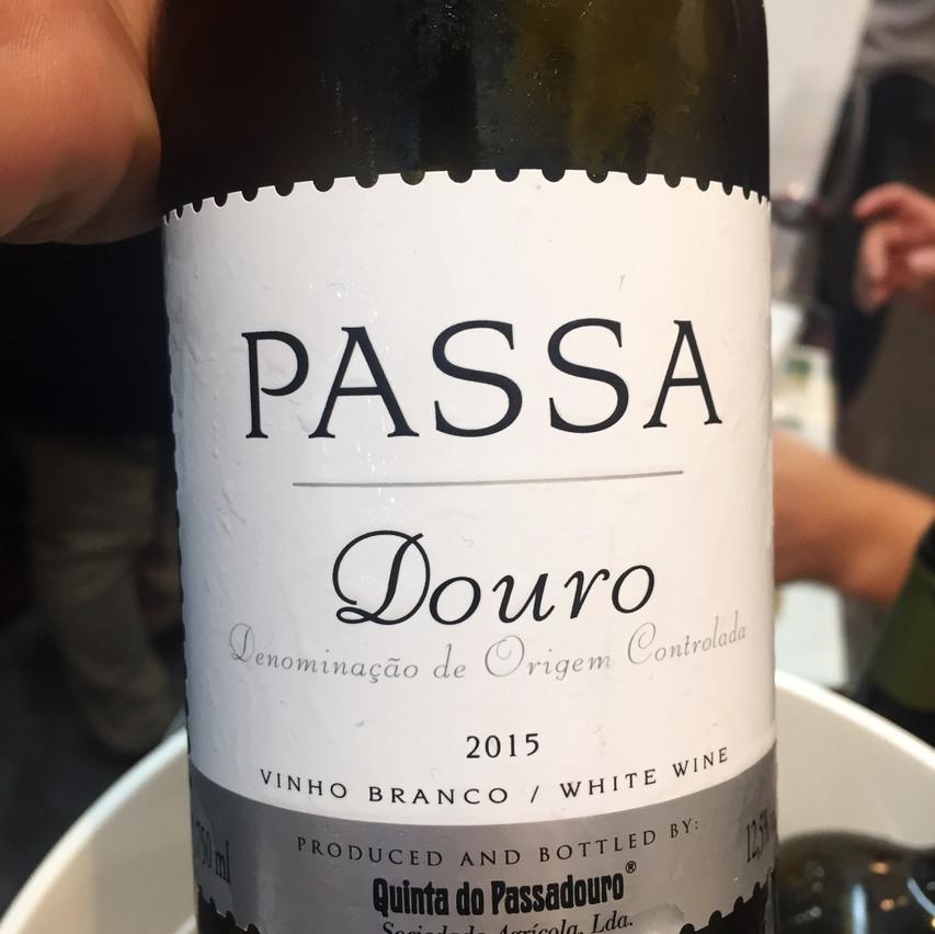 Passa Vinho Branco