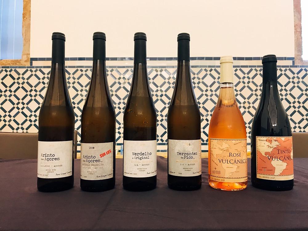 Vinhos nascidos no Mar -Azores Wine Company