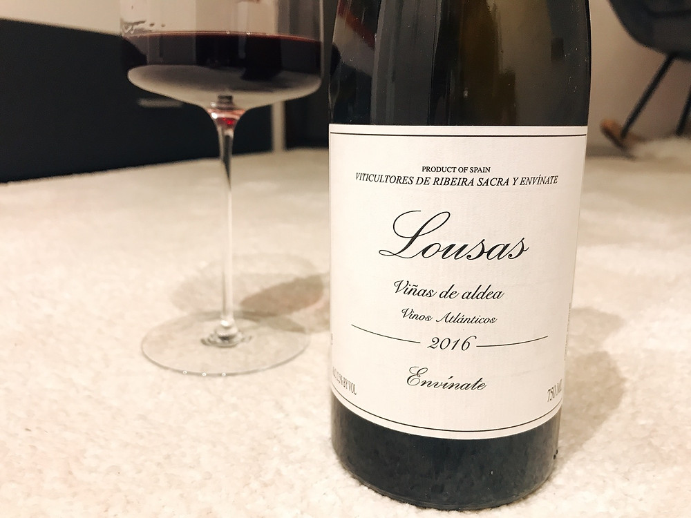 Lousas Viñas de Aldea 2016