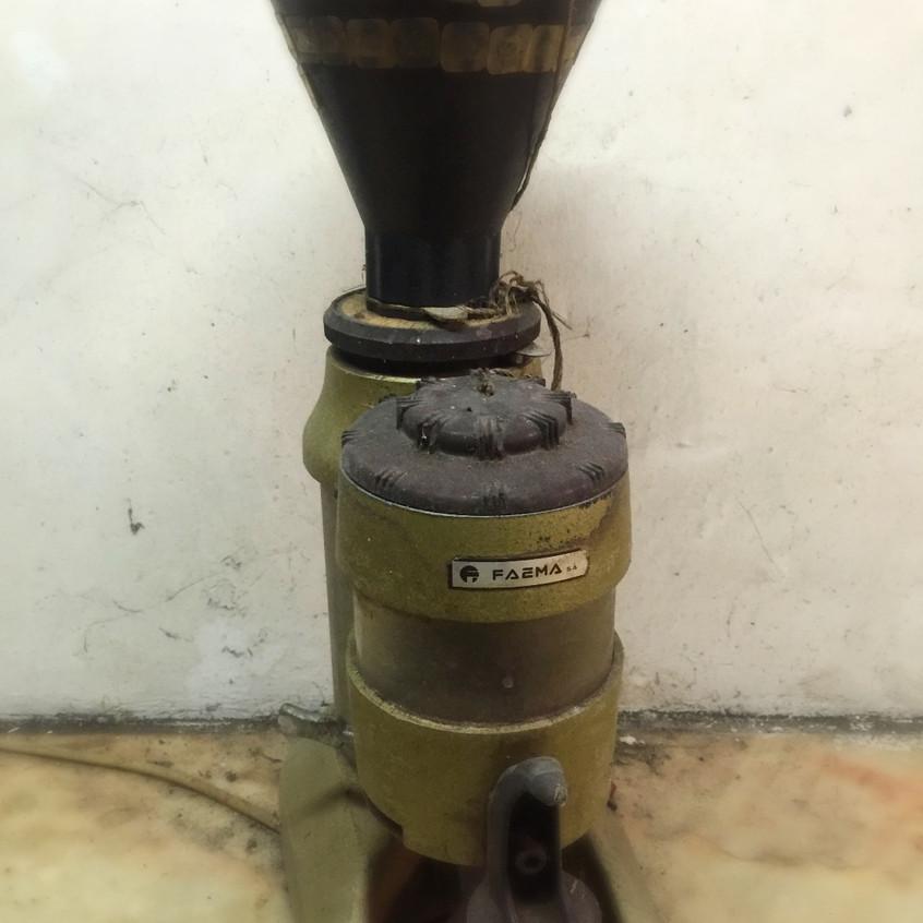 Moinho de café Tasca Zé da Quintinha