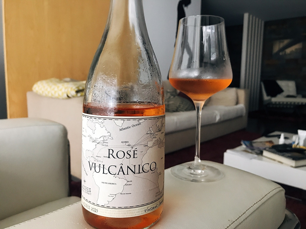 Rosé Vulcânico 2019