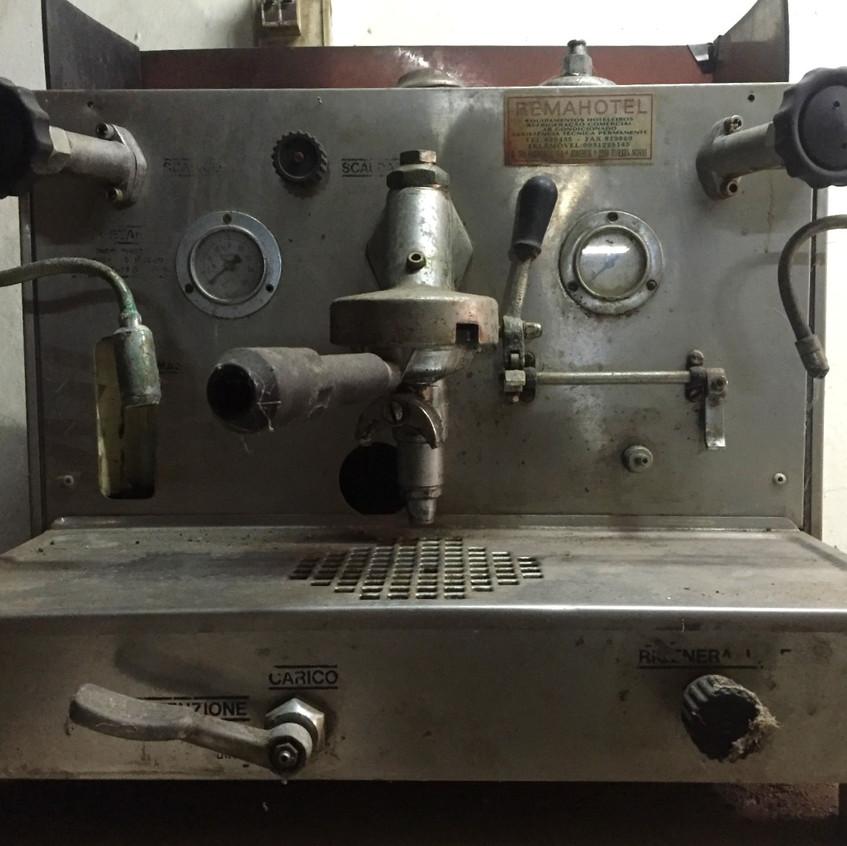 Máquina de café Tasca Zé da Quintinha