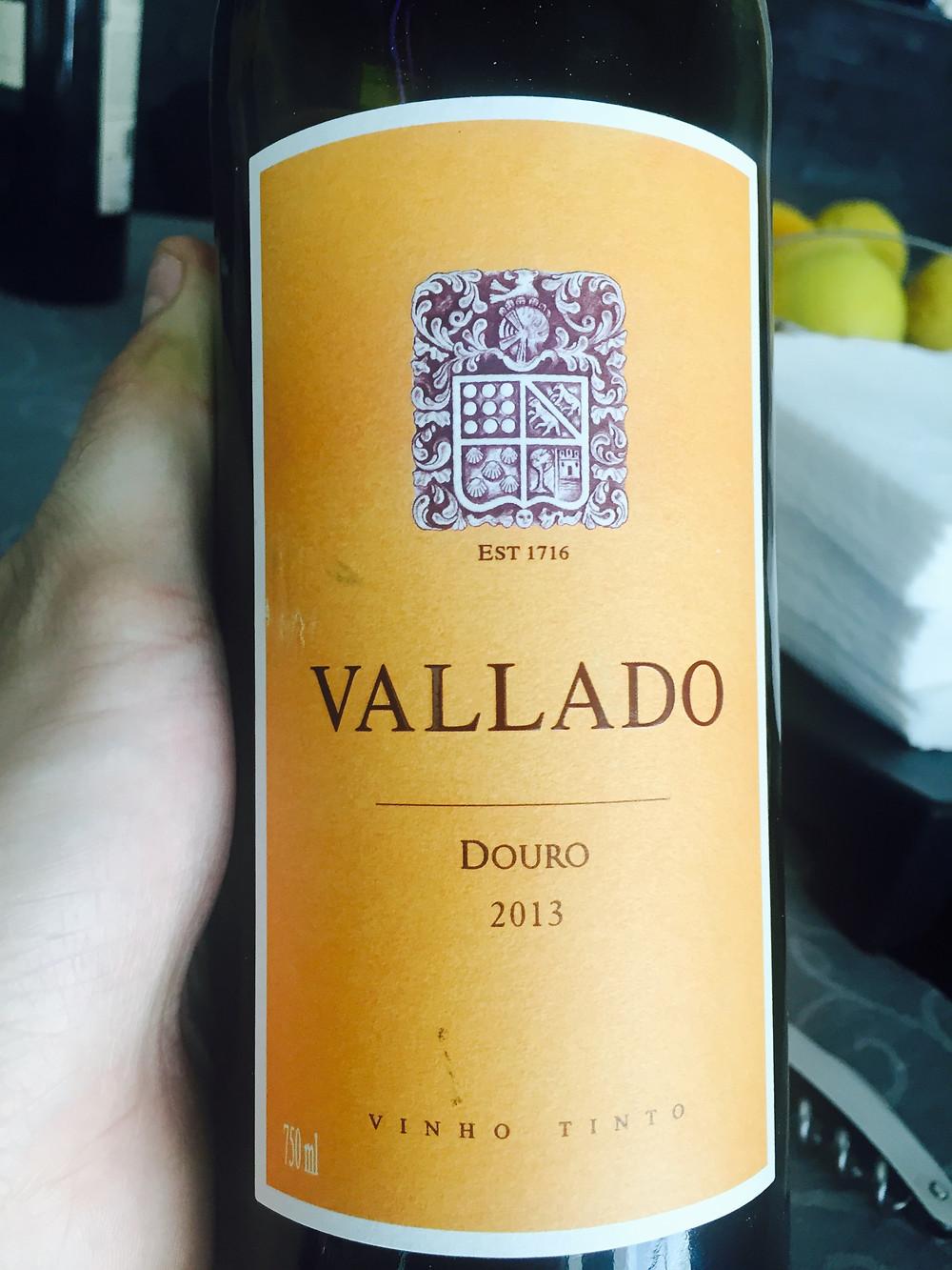 Vallado Tinto 2013