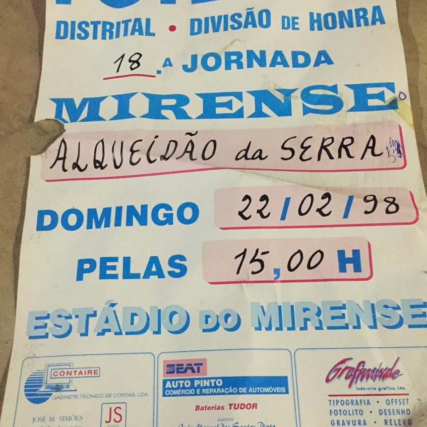 Cartaz Tasca Zé da Quintinha