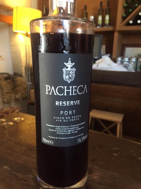 Pacheca Reserve Port