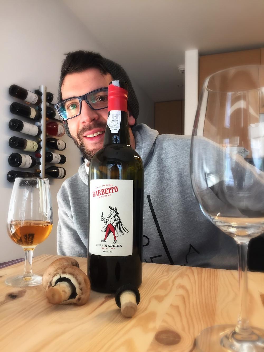 Vinho Madeira Barbeito