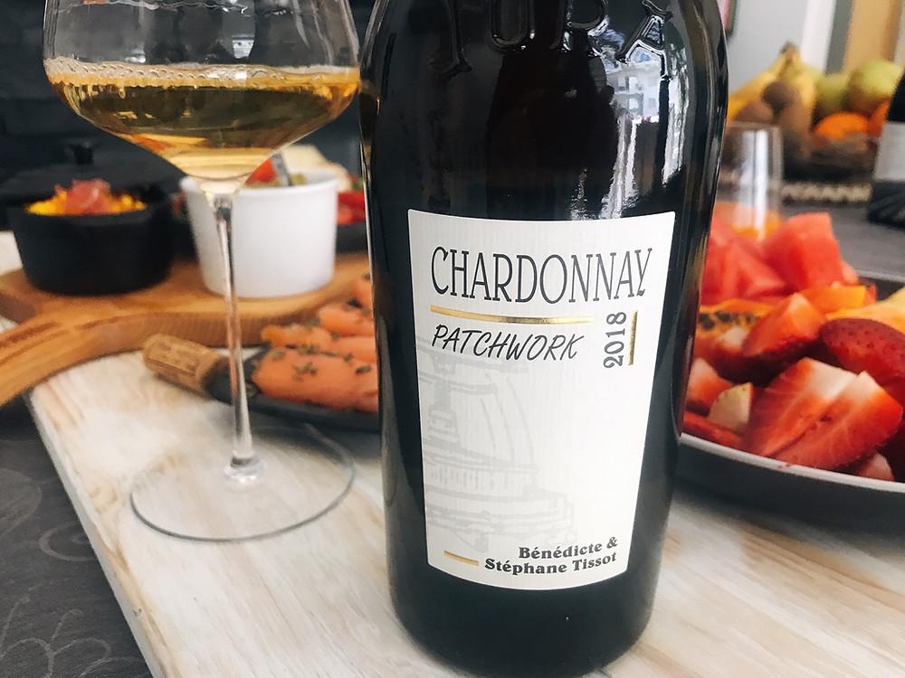 Bénédicte e Stéphane Tissot Patchwork Chardonnay 2018