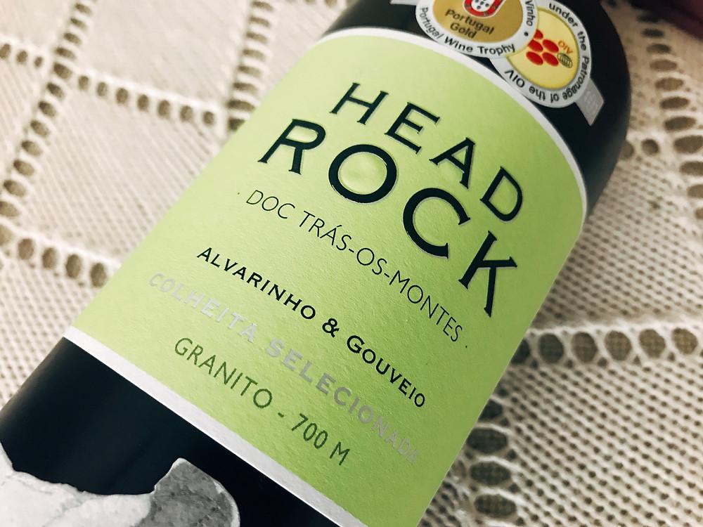 Head Rock Alvarinho e Gouveio Branco 2016