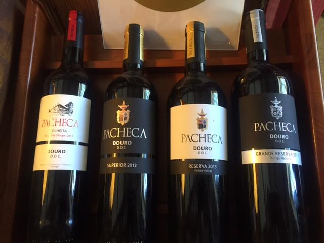 Quinta da Pacheca Prova de Vinhos
