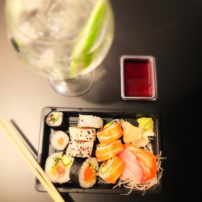 Sushi e Jinzu