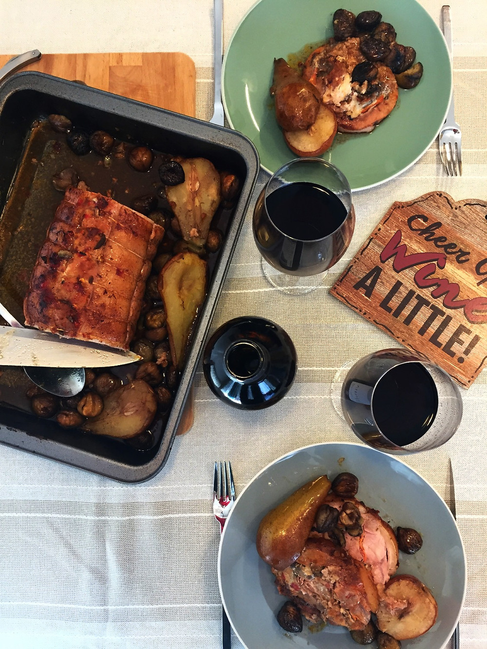 Rolo de Carne Grainha Reserva Quinta Nova
