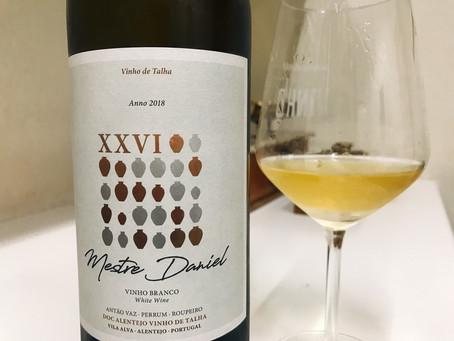 XXVI Talhas Mestre Daniel Branco 2018