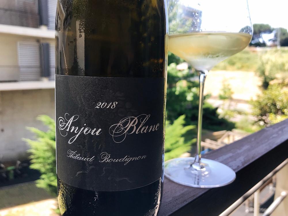Thibaud Boudignon Anjou Blanc 2018