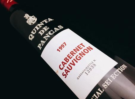 Quinta de Pancas Cabernet Sauvignon 1997 Special Selection