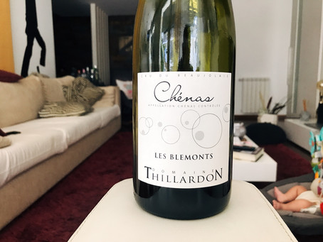 Domaine Thillardon Les Blemonts Chénas 2019