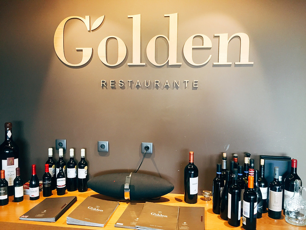 Restaurante Golden