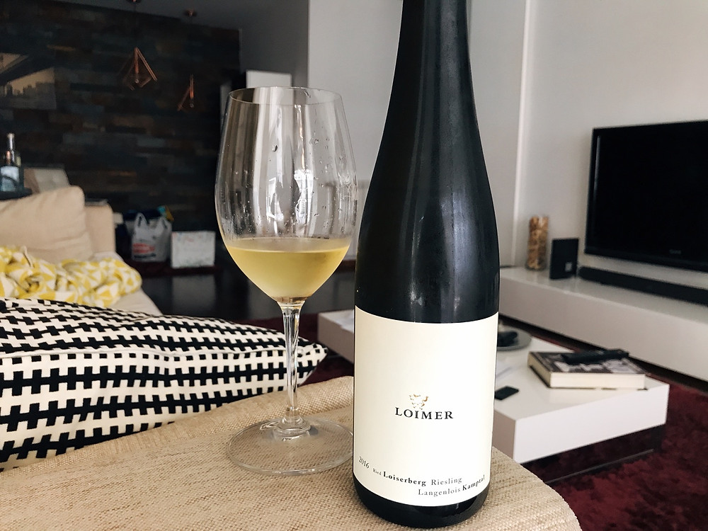Loimer Langenlois Ried Loiserberg Riesling 2016