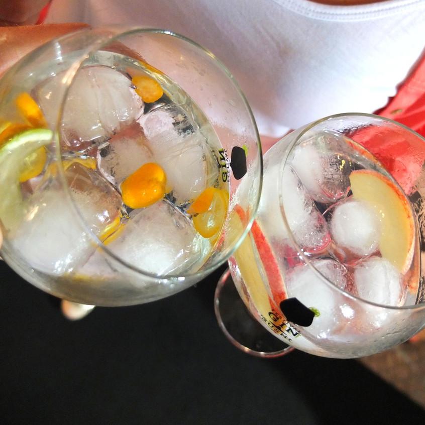 The London Nº1 Gin e Caorunn Gin