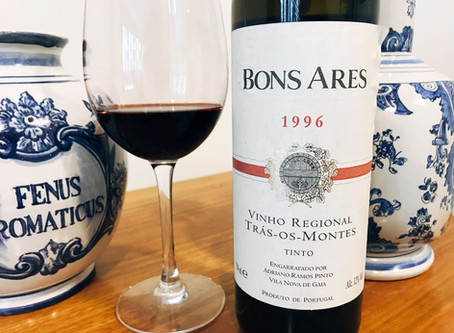 Bons Ares Tinto 1996
