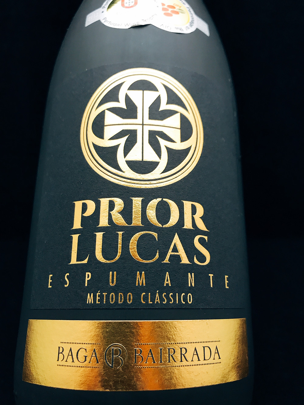 Prior Lucas Espumante Baga Blanc de Noirs