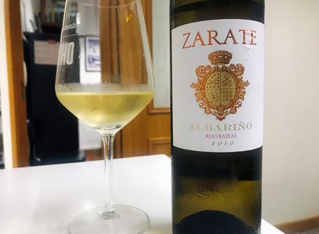 Zarate Albariño 2010