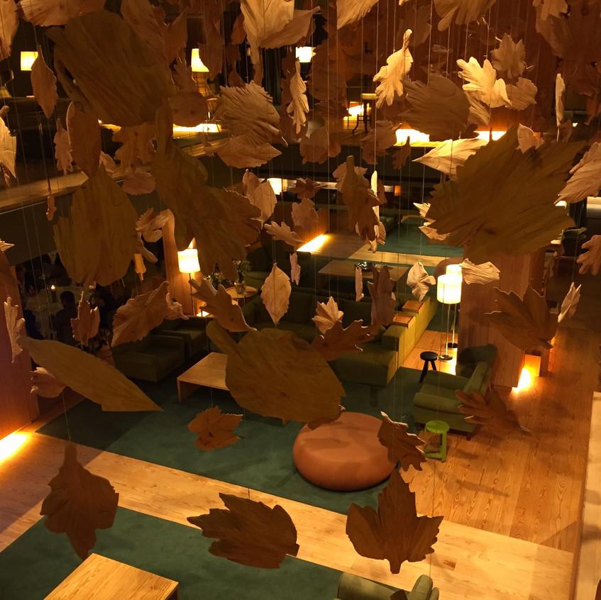 Monverde Hotel Lounge