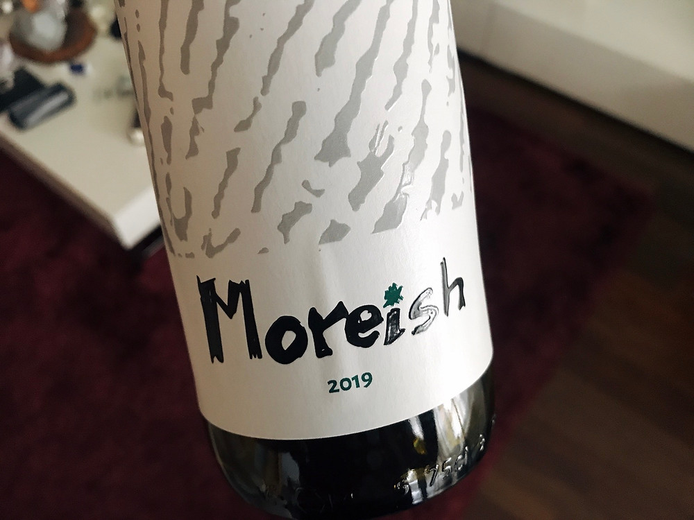Moreish Cápsula Verde 2019