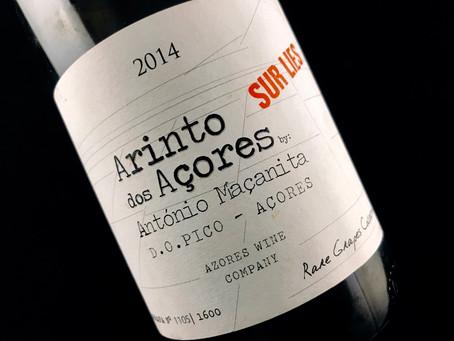 """Arinto dos Açores """"Sur Lies"""" 2014 - Azores Wine Company"""