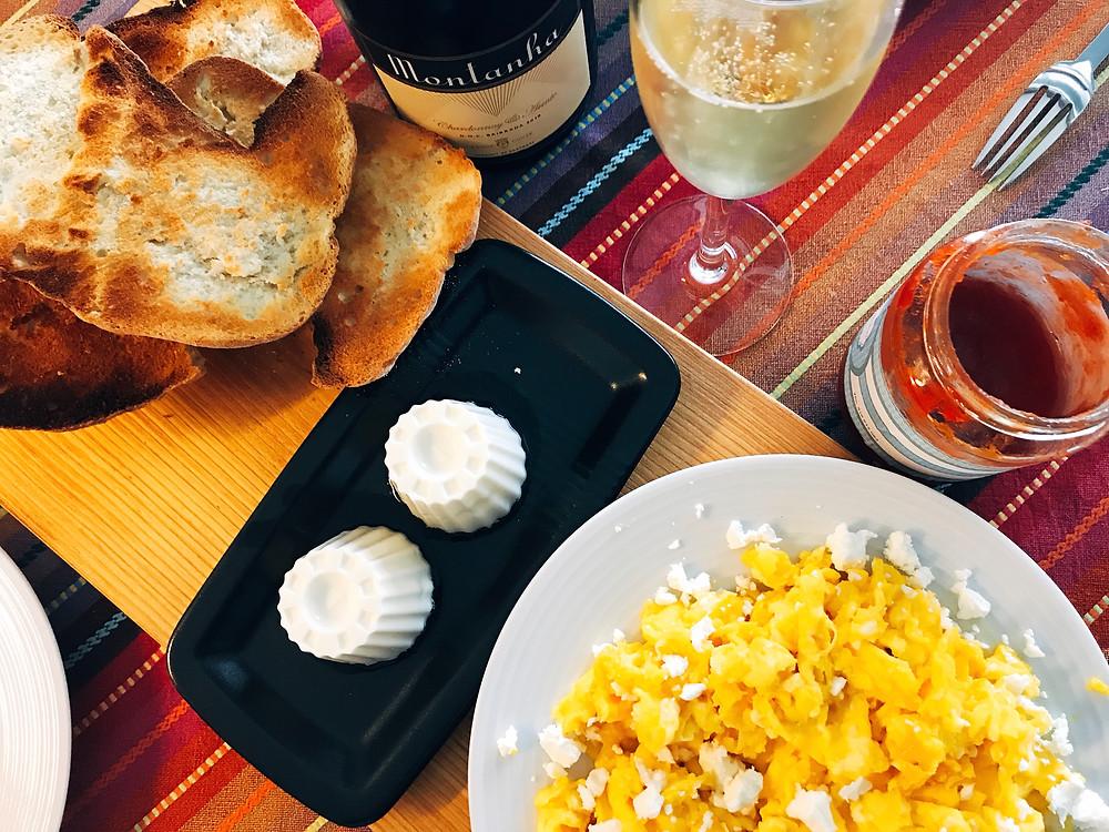 Montanha Chardonnay Arinto Bruto Grand Cuvée Espumante