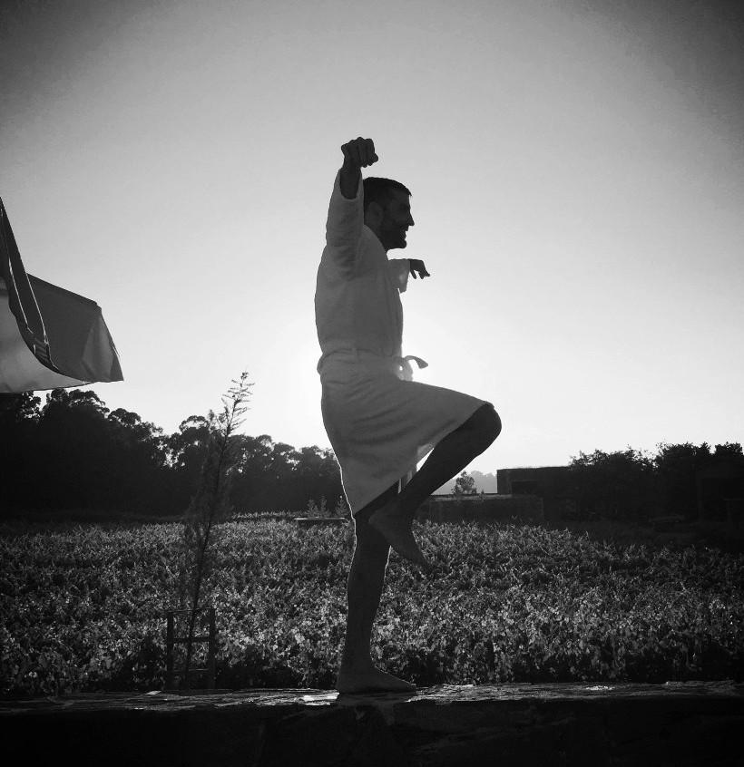 Monverde Hotel sunset Karate Kid