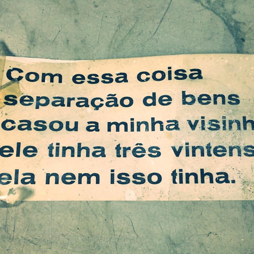 Cartazes Tasca Zé da Quintinha