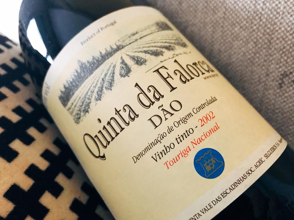 Quinta da Falorca Touriga Nacional Tinto 2002