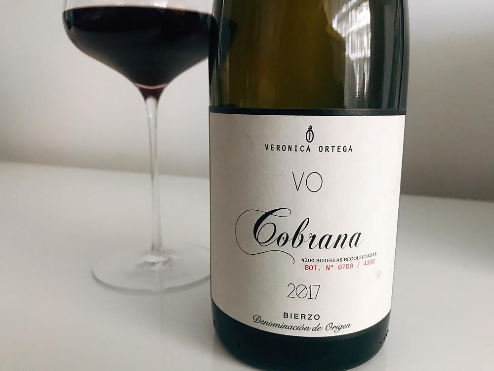Verónica Ortega Cobrana 2017