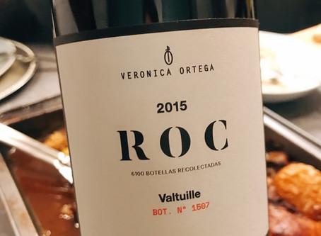 Verónica Ortega ROC 2015