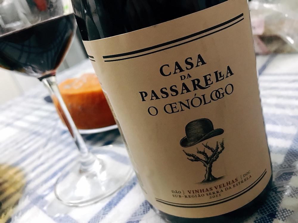 Casa da Passarella O Oénologo Vinhas Velhas 2011