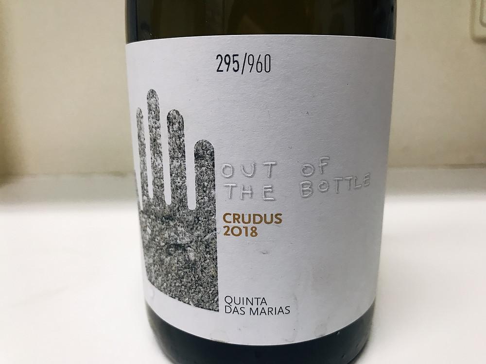 Quinta das Marias Crudus 2018