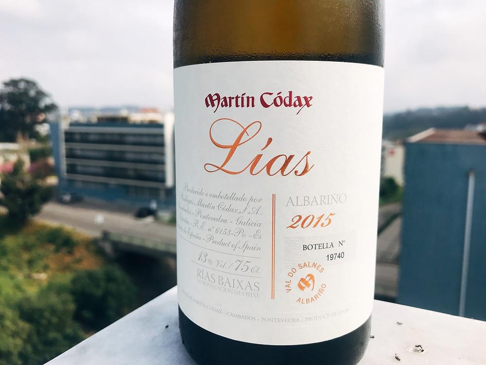 Martín Códax Lías