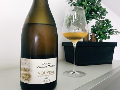 Vincent Carême Vouvray Le Clos 2012