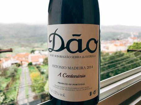 """Dão """"A Centenária"""" Tinto 2014 - António Madeira"""