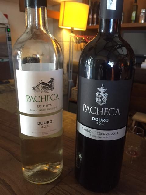 Quinta da Pacheca Vinho Branco 2015 Touriga Nacional Reserva 2011