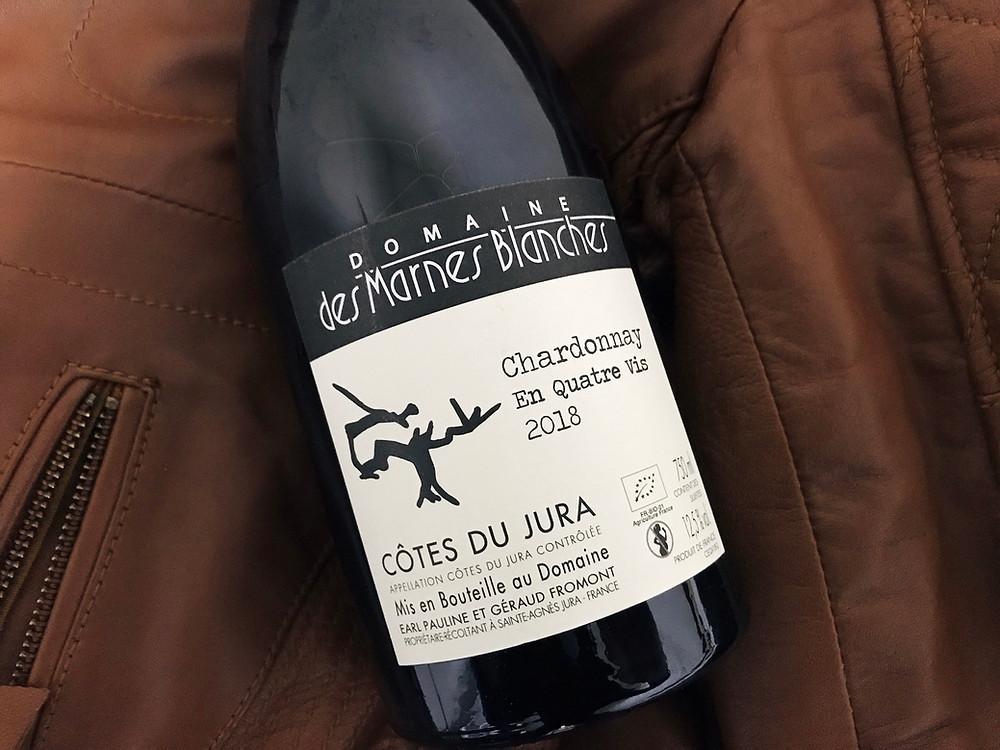 Domaine des Marnes Blanches Chardonnay En Quatre Vis 2018