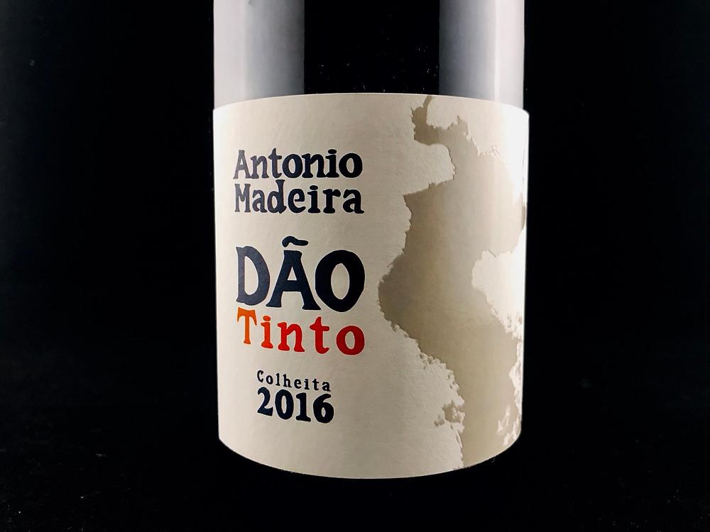 António Madeira Colheita Tinto