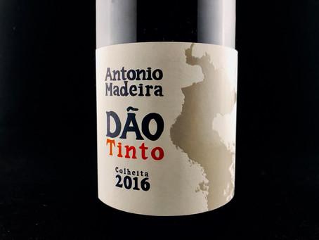 António Madeira Colheita Tinto 2016