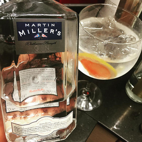 Martins Miller's Westbourne Strenght Gin