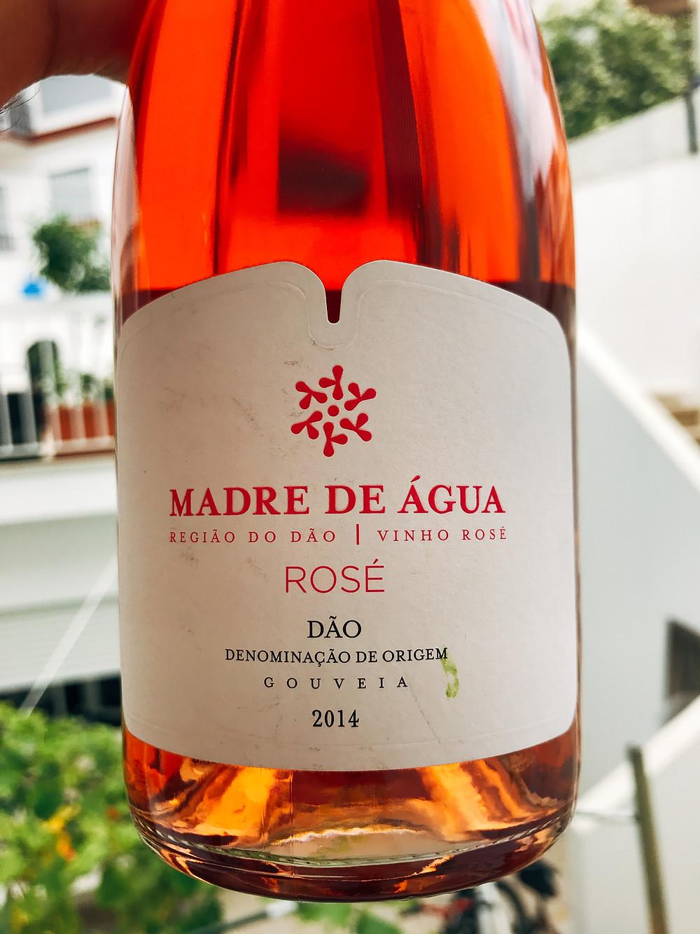 Madre de Água Rosé 2014