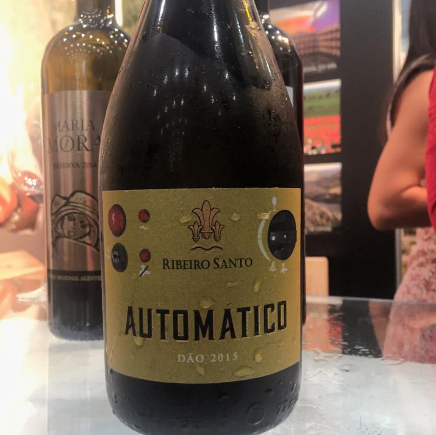 Ribeiro Santo Automático