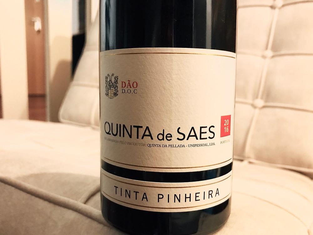 Quinta de Saes Tinta Pinheira 2016