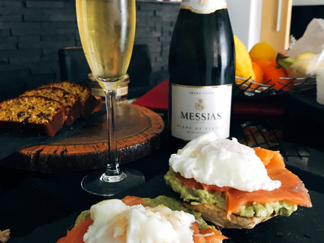 Brunch: Messias Blanc de Blancs Grand Cuvée 2010